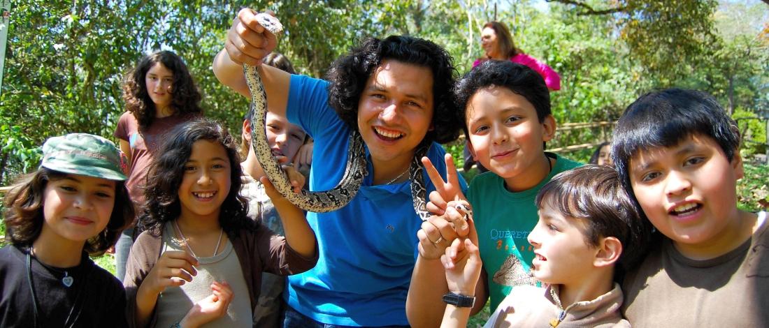 demostracion-con-serpientes